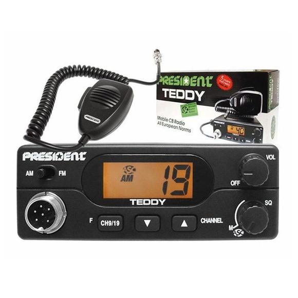 President Teddy: Nuestros productos de Sonovisión Parla