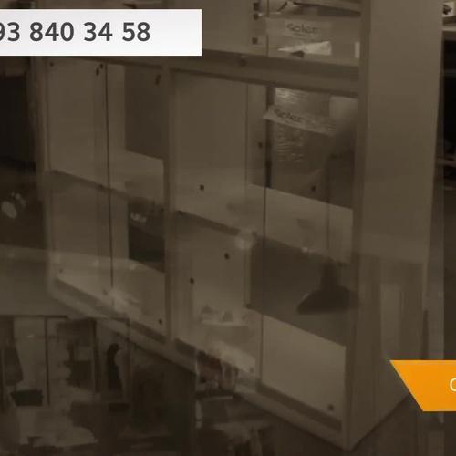 Mobiliario de farmacia en L' Ametlla del Vallès | Afiec