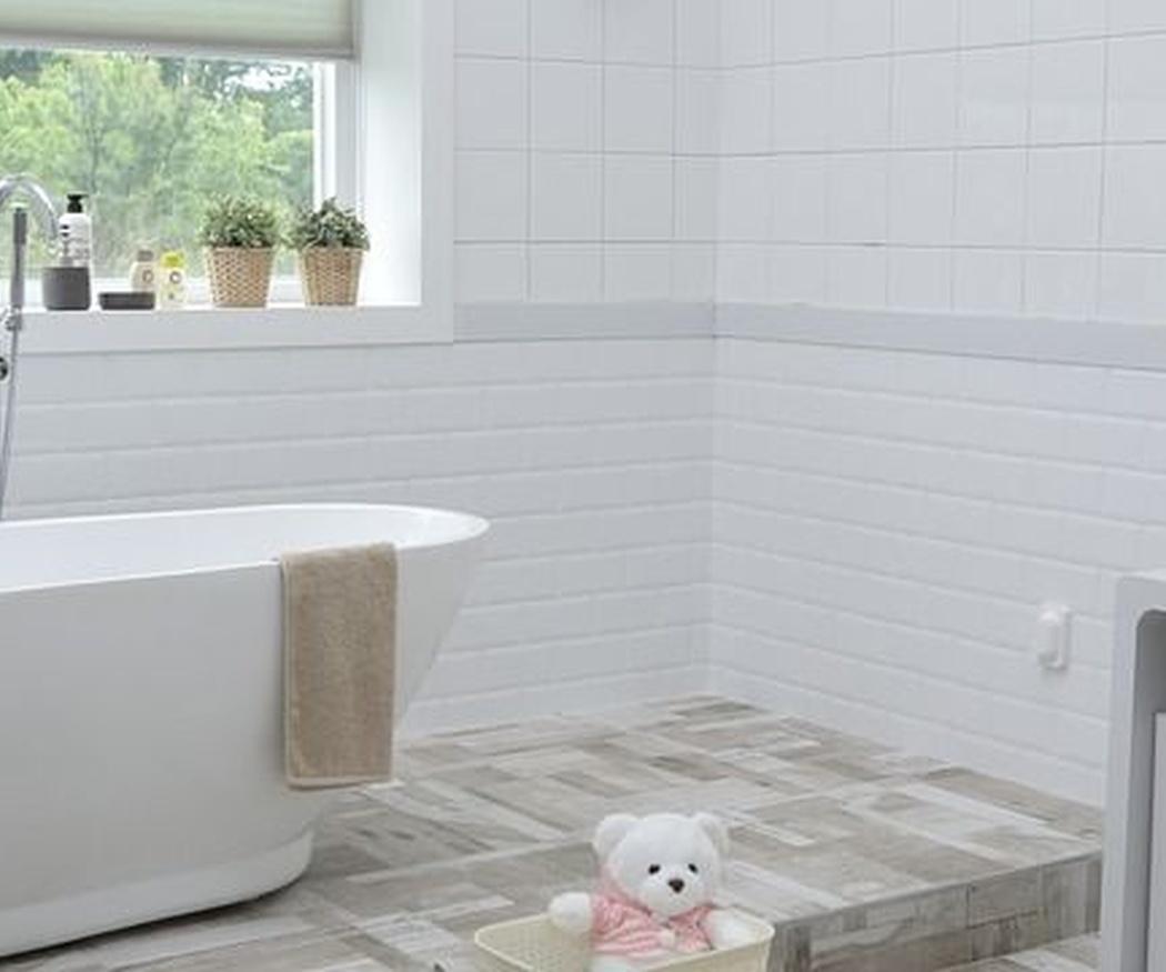 La higiene en los baños