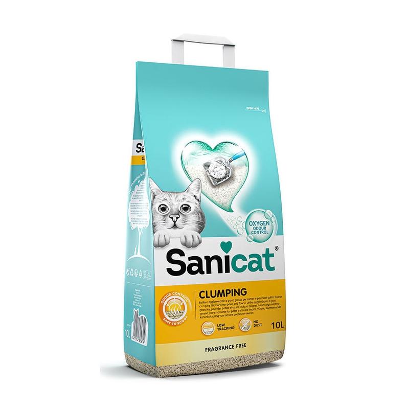 Sanicat Clumping 10 litros