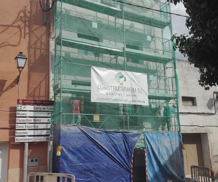 Reformas: Servicios de Construcbrafim