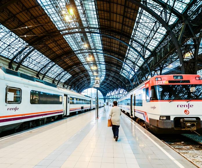 Estaciones de tren: Nuestros servicios de Taxi Navia
