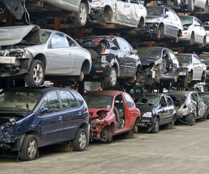 Desguace de coches en Asturias