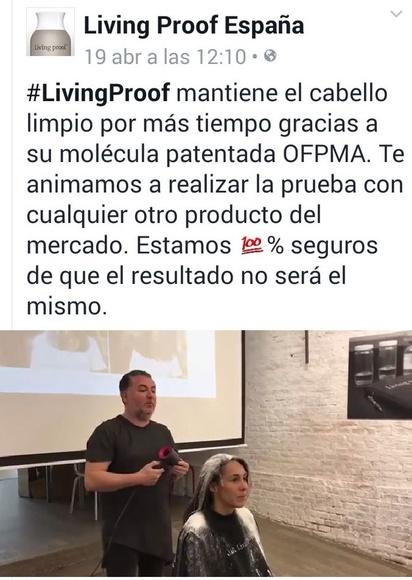Cabello limpio , molecular OFPMA