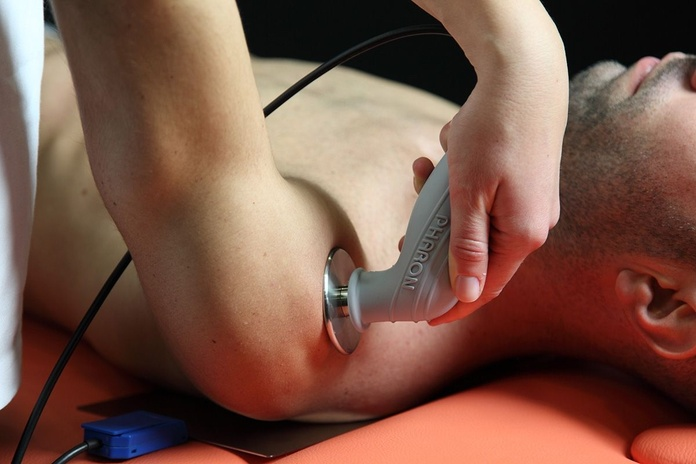Diatermia: Centro de fisioterapia de Innova Fisio