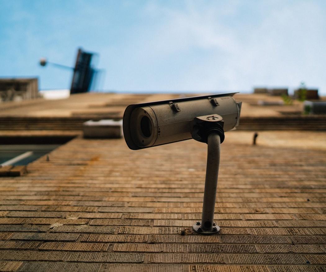 Videocámaras y prevención de grafitis