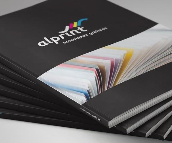 Impresión de catálogos, libros y revistas en Murcia