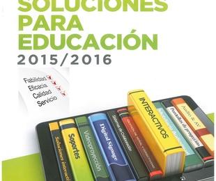 Soluciones para Educación 2015/2016