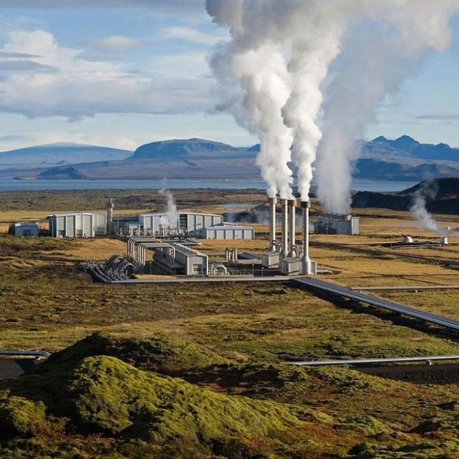Energía geotérmica y sus 'puntos calientes'