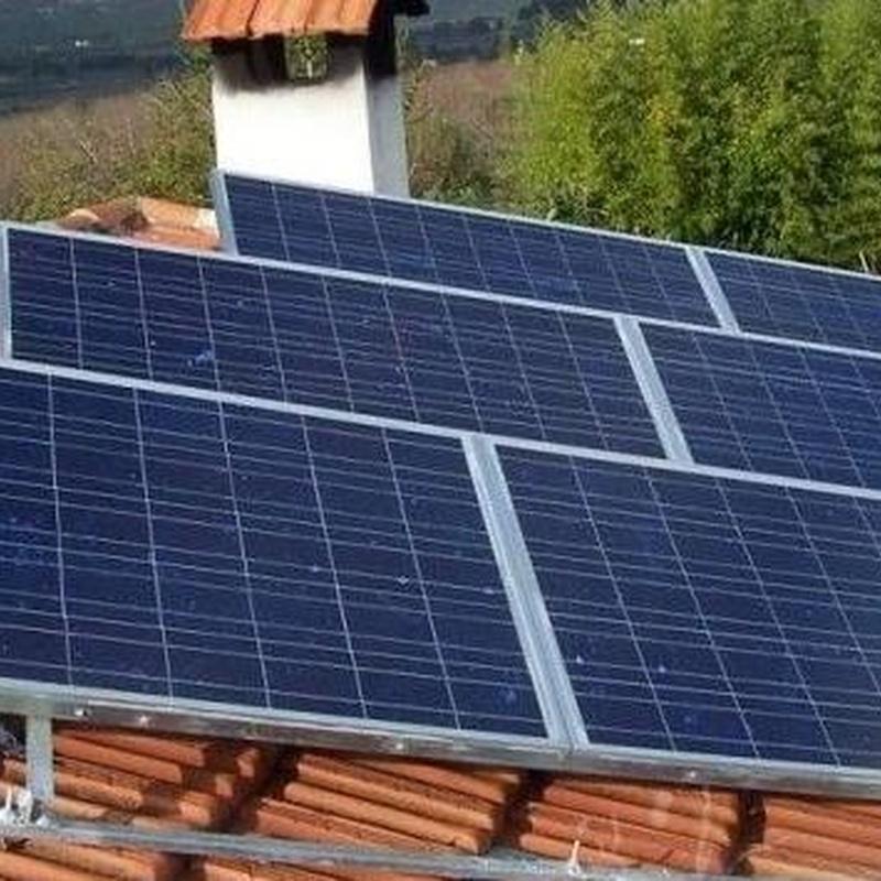 Solar autoconsumo: Productos y servicios de Ecoen Solucions Energètiques