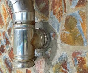 Instalación tubo calefacción