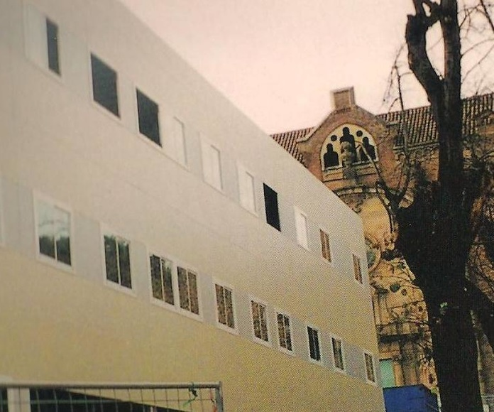 Edificio Hospital