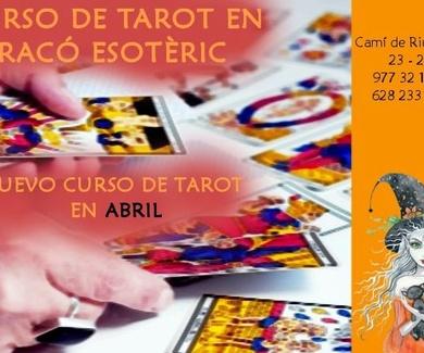 Curso de Tarot en Reus