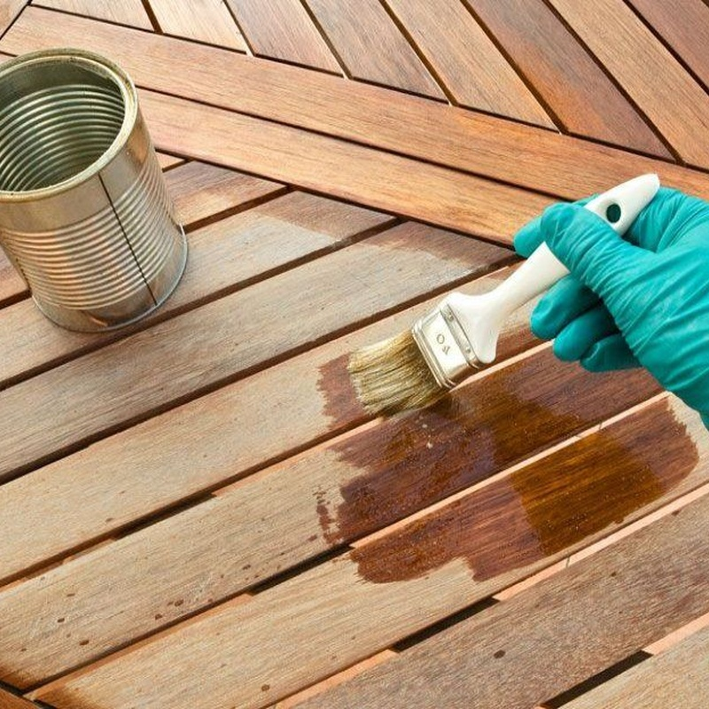 Barnices: Productos y servicios de Pinex Deco Pinturas