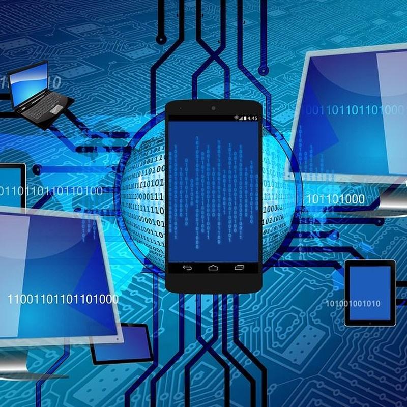 Redes informáticas: Servicios de iFÉR Instalaciones y Mantenimientos Industriales Ferré, S.L.