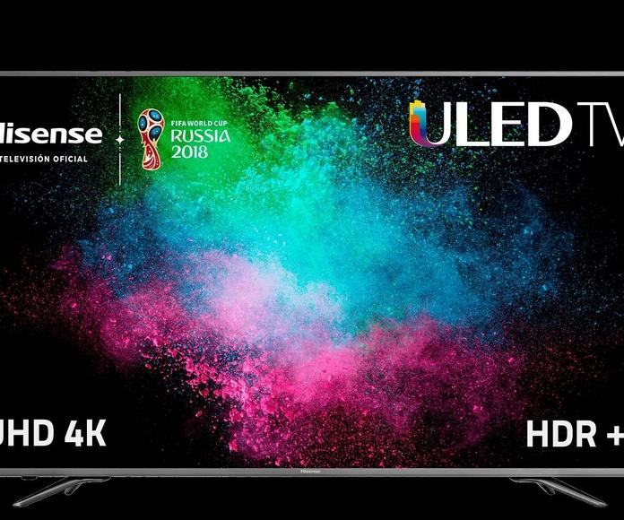 "LED HISENSE ULED H65N6800 65"" UHD 4K SMART TV WIFI ULTRA SLIM ---1249€: Productos y Ofertas de Don Electrodomésticos Tienda online"