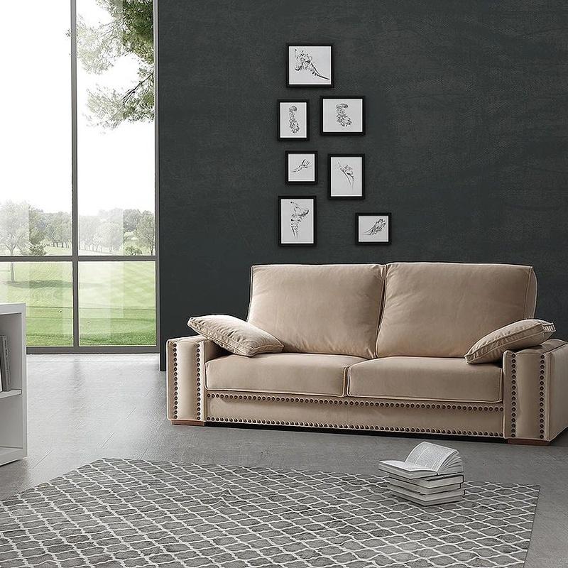 Modelo Rocío: Sofás y sillones de Raúl Ortuño Sofás