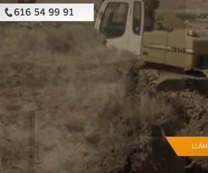 Trabajos de excavaciones en Navarra | Excavaciones y Transportes Hermanos Sola Lorea