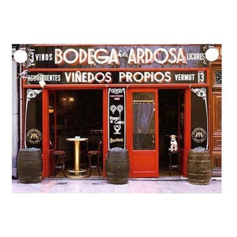 Postres: Cocina Madrileña de Bodega de La Ardosa