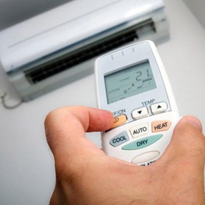 Temperatura idónea para el uso de aire acondicionado