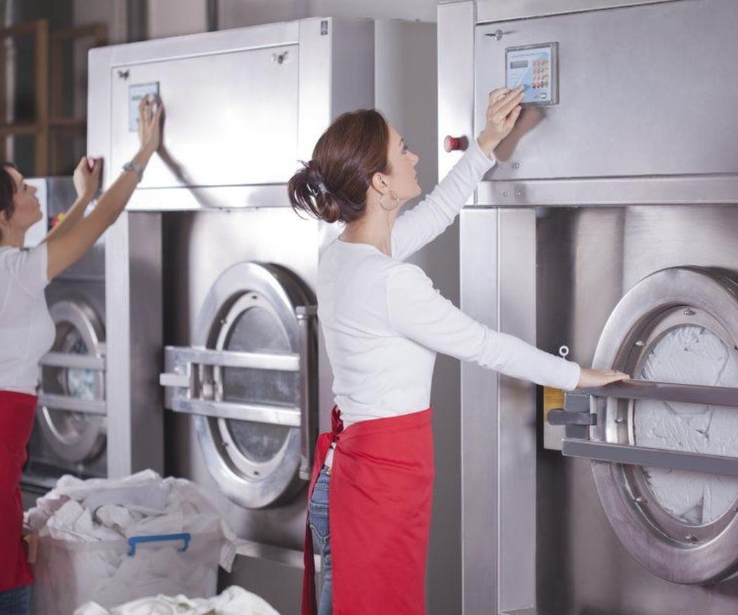 Qué ofrece una lavandería industrial a un negocio de hostelería