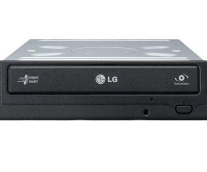 LG GH24NSD1 DVD-RW Interna 24x SATA Negra OEM : Productos y Servicios de Stylepc