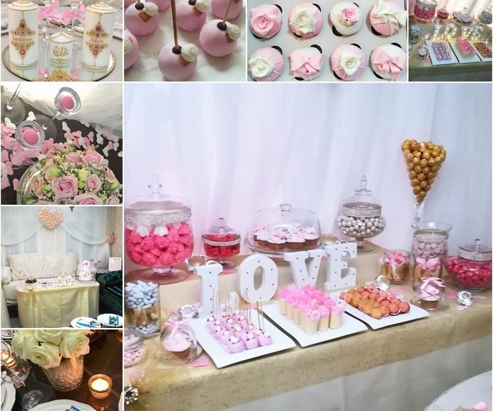 mesa dulce de compromiso