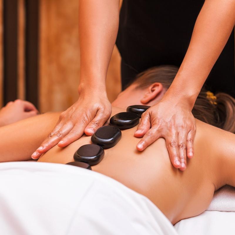 Piedras Calientes: Masajes de Vital Massage