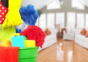 Limpieza de particulares