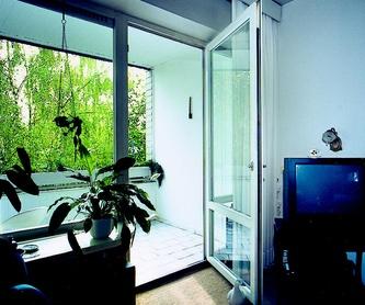 Puerta de entrada: Servicios de Aluminios Alunoe