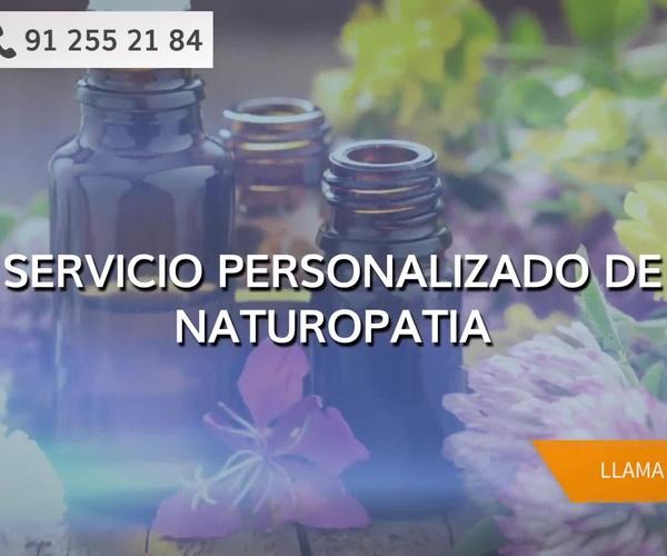 Medicina natural en Carabanchel, Madrid | Herbolario de Silvia