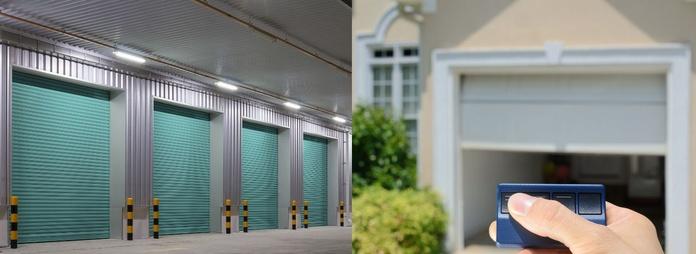 Automatismos para puertas: Servicios de Arinstal
