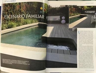 Publicación en revista PISCINA ACTUALIDAD
