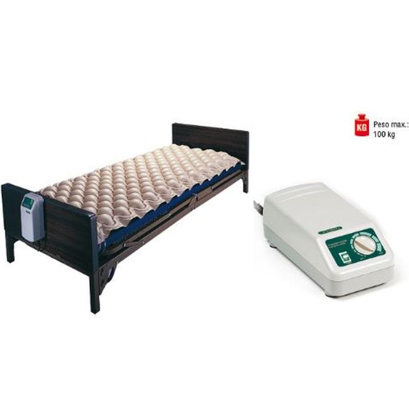 Colchón de células de aire reguladas con compresor: Productos de Ortopedia Hospitalet