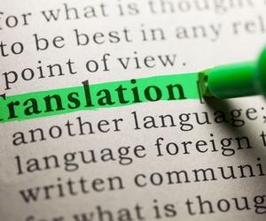 Traducciones técnicas