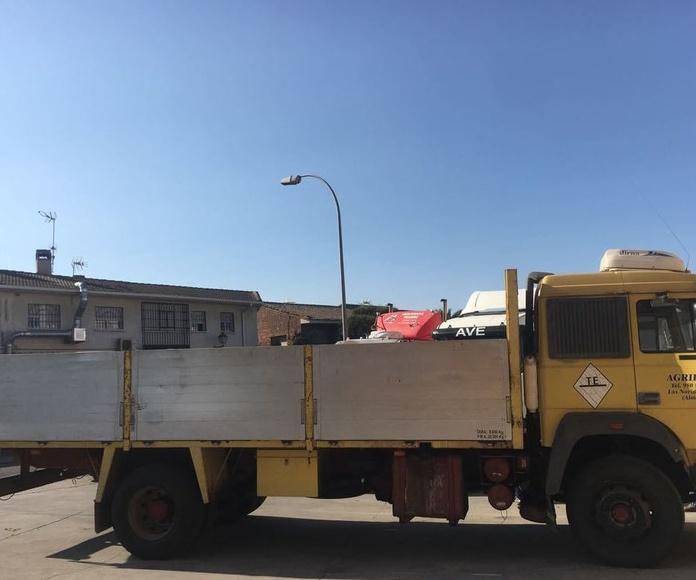 IVECO TURBOSTAR 190-260: Vehículos industriales de Emirtrucks Trading