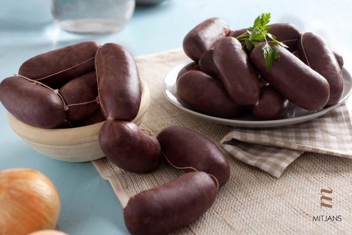 Butifarra de cebolla con piñones: Productos de Lucas Gourmet