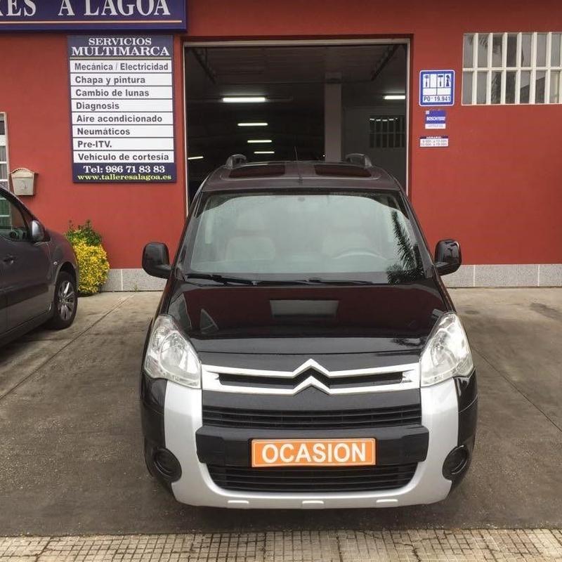 Citroën Berlingo 1.6HDI 90CV:  de Ocasión A Lagoa