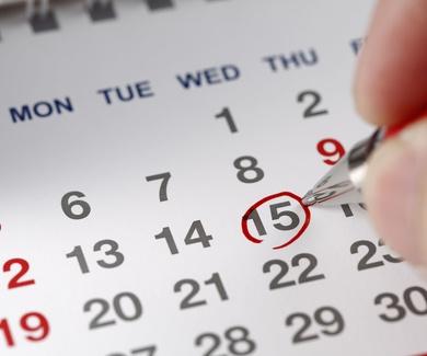 Calendario de Salud