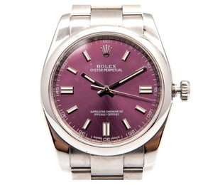 ROLEX OYSTER PERPETUAL ACERO CABALLERO