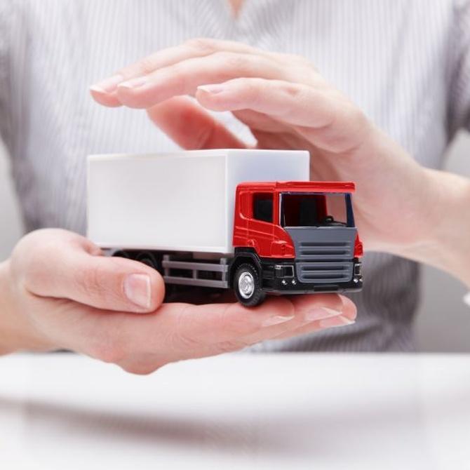 La seguridad en el transporte de mercancías por carretera