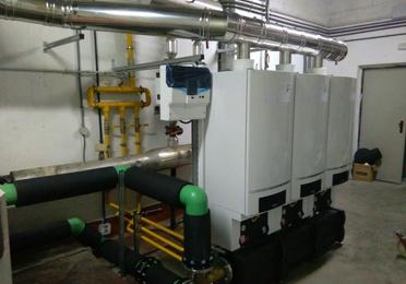 Distribución - Instalación y mantenimientos de Calderas