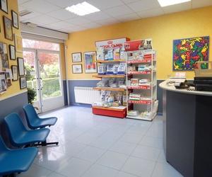 Hall Clínica Veterinaria el Parque en Collado Villalba