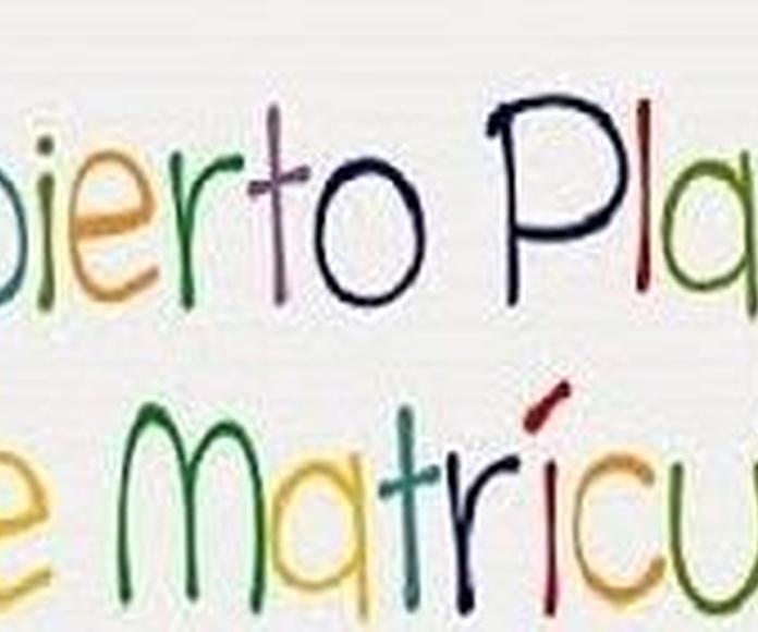 MATRÍCULA GRATUITA DEL 2 AL 6 DE SEPTIEMBRE