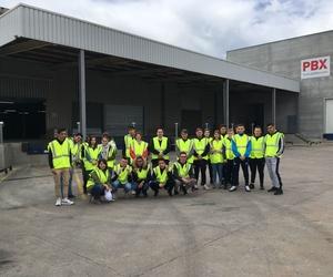 ¡Iniciamos las visitas del Lycée Ernest Ferroul a nuestras instalaciones!