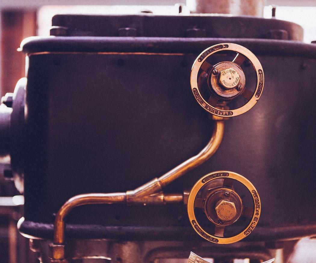 ¿Cómo funcionan las calderas de vapor?