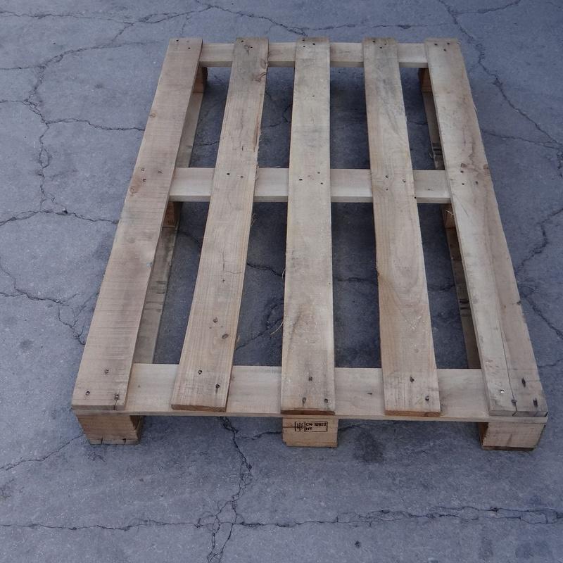 Palet 800x1200 Fuerte: Productos y Servicios de Palman, S.L.