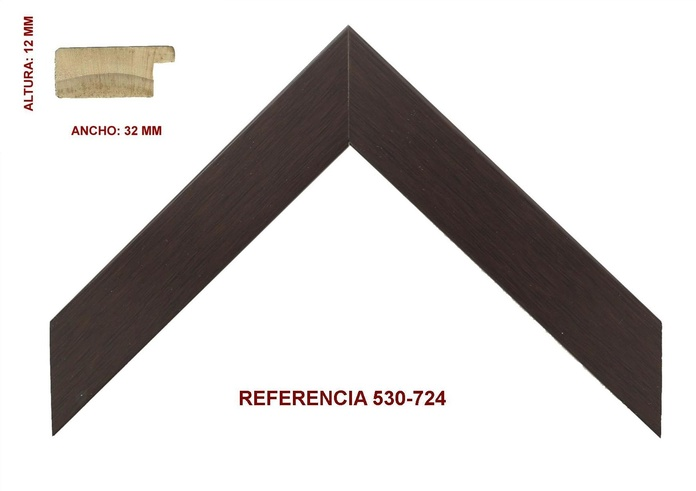 REF 530-724: Muestrario de Moldusevilla
