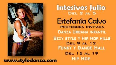Cursos Intensivos de Danza Urbana en Julio