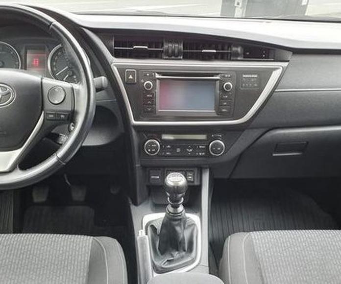 TOYOTA AURIS TOURING SPORTS D4D 97500KM!!: Compra venta de coches de CODIGOCAR
